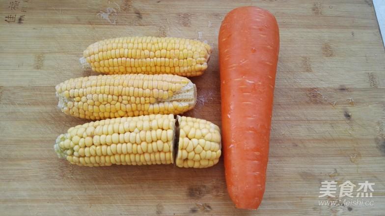 玉米排骨汤怎么炒