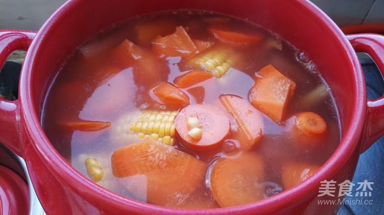 玉米排骨汤怎么炖