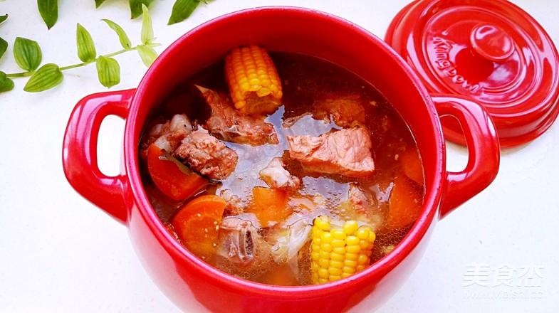 玉米排骨汤怎样做