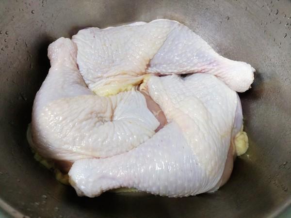 空气炸烤箱烤鸡腿的做法大全