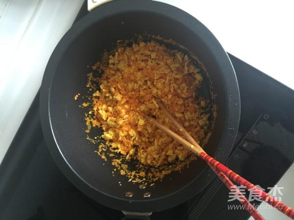 胡萝卜鸡蛋水饺的家常做法