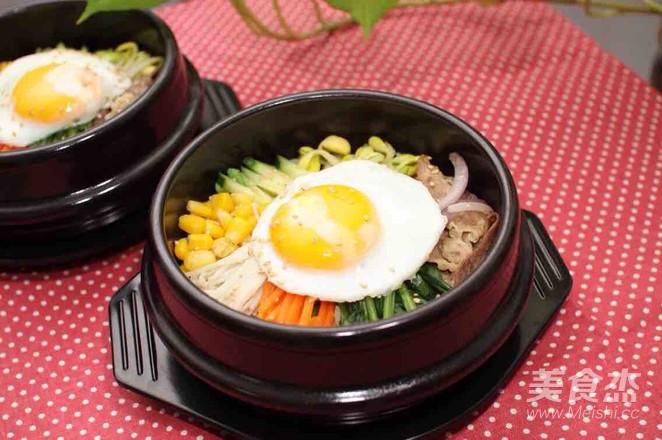 石锅拌饭怎样做