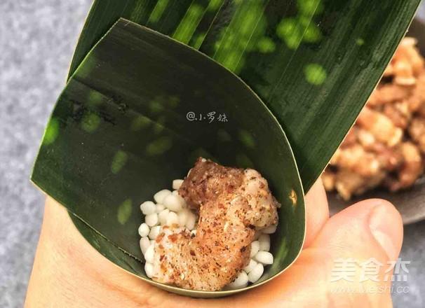 鲜肉粽子怎么吃