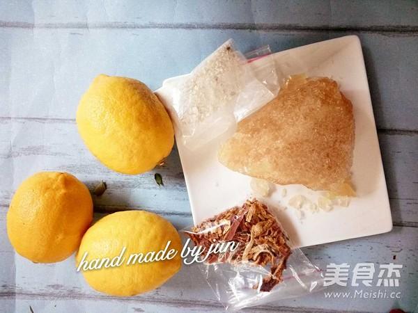 柠檬膏的做法大全