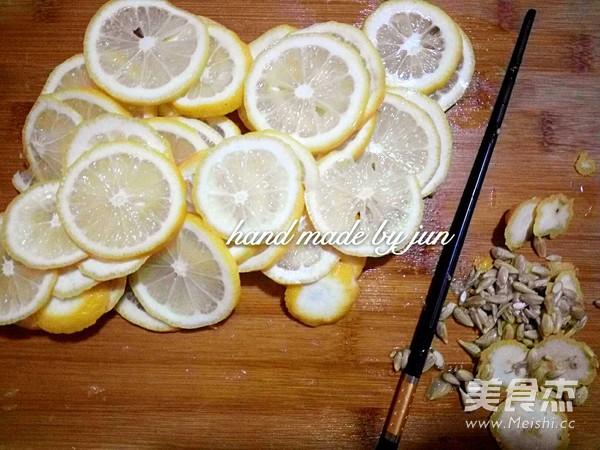 柠檬膏的家常做法