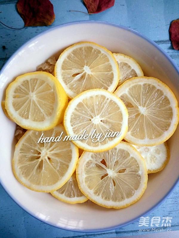 柠檬膏怎么吃