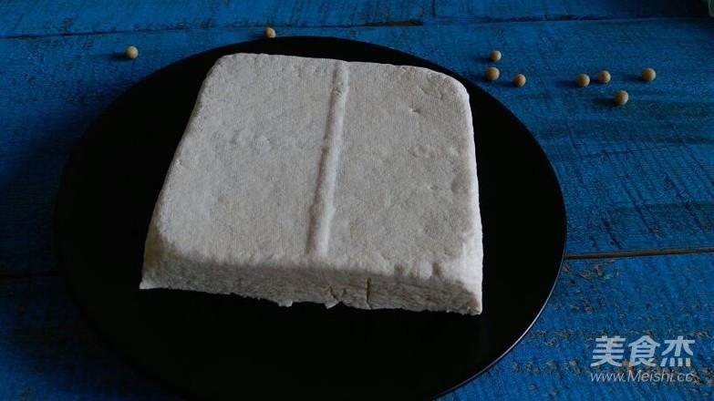 自制豆腐的制作