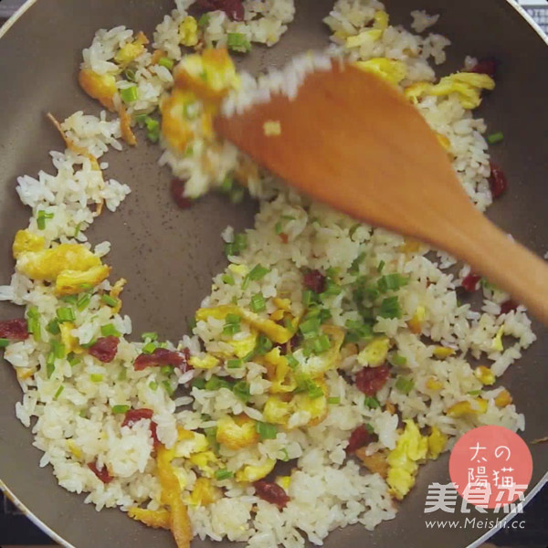 中华小当家里的3种炒饭|太阳猫早餐怎么做