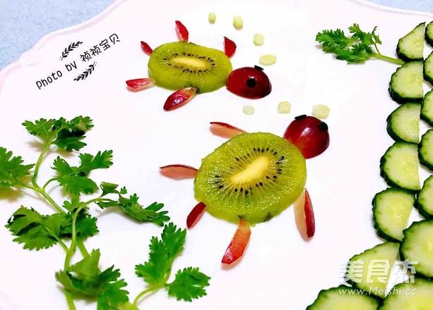 小乌龟的早餐怎么煸