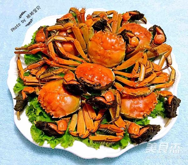 清蒸河蟹怎么煮