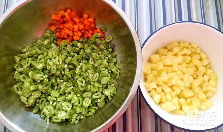 老味疙瘩汤的做法图解