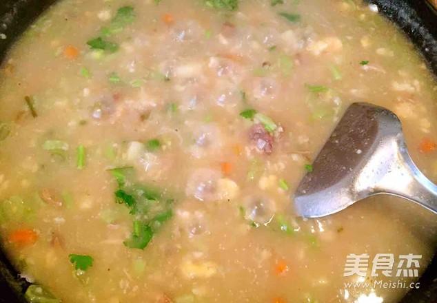 老味疙瘩汤怎样煮