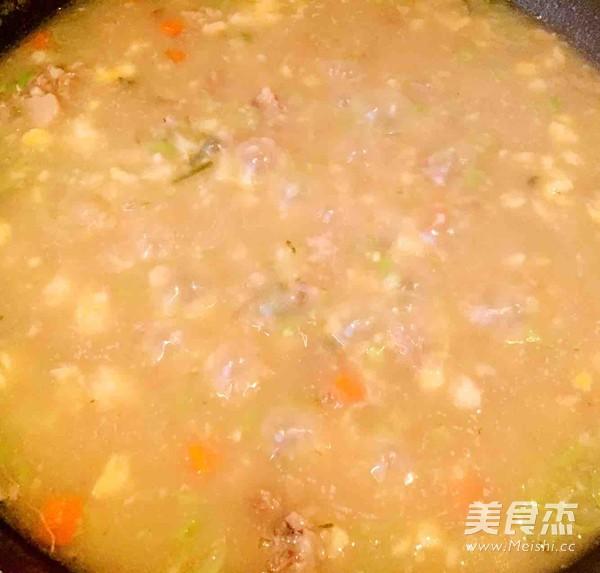 老味疙瘩汤怎样炒