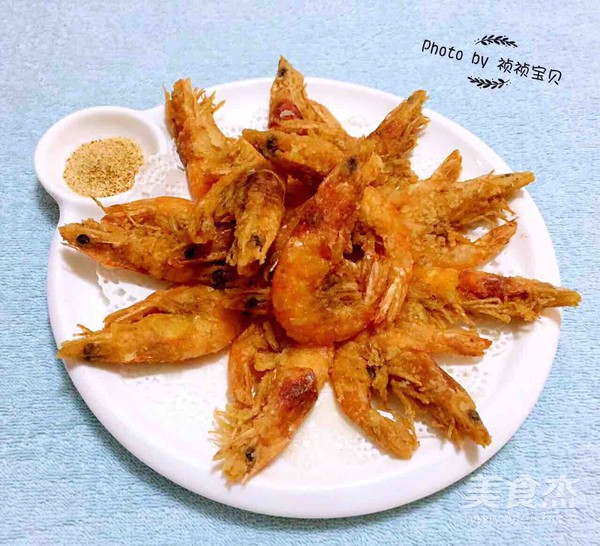 酥炸海虾怎么炖