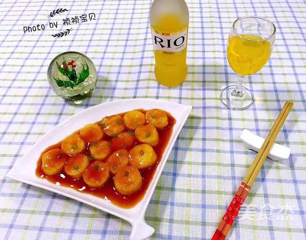 茄汁日本豆腐怎么煸