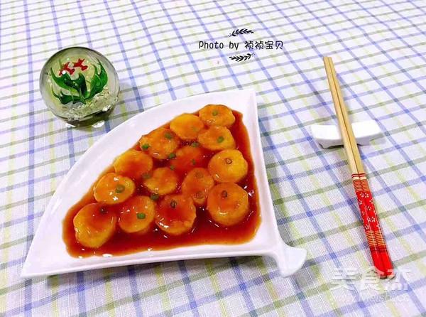 茄汁日本豆腐怎样煸