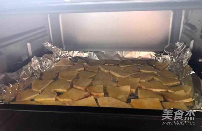 自制烤山芋片怎么炒