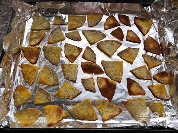 自制烤山芋片怎么煮