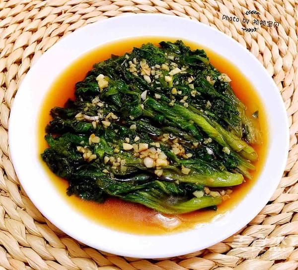 蒜蓉蚝油生菜怎么做