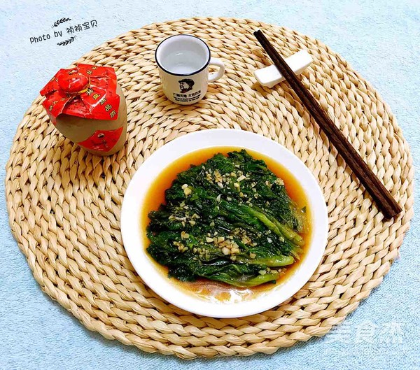 蒜蓉蚝油生菜怎么煮
