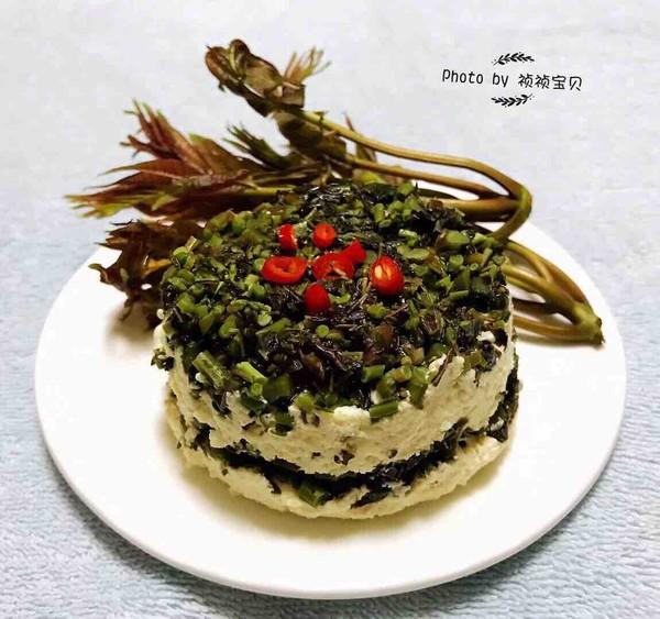 香椿拌豆腐怎样做