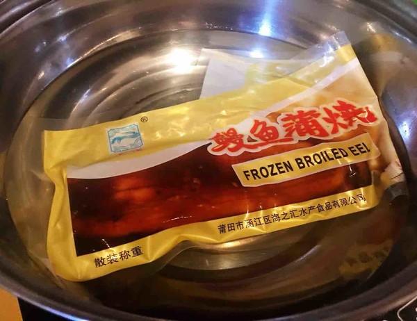 鳗鱼海豚饭的做法大全
