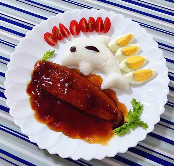 鳗鱼海豚饭怎么做
