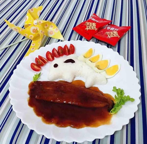 鳗鱼海豚饭怎么炒