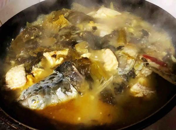 酸菜鱼片汤怎样煮