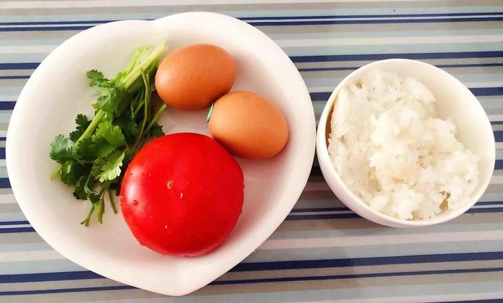 西红柿鸡蛋盖饭的做法大全