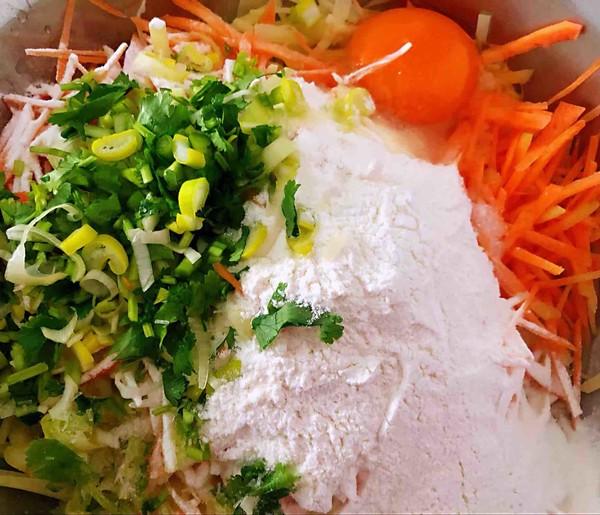 土豆胡萝卜抱蛋怎么做