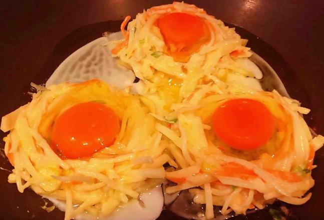 土豆胡萝卜抱蛋怎么炖