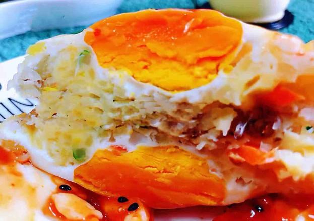 土豆胡萝卜抱蛋怎样煮