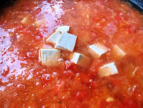 虾滑番茄豆腐蛋花羹怎么煮