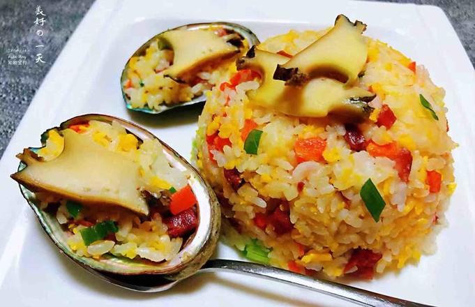 鲍鱼什锦炒饭怎样煮