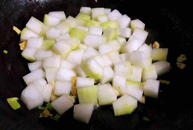冬瓜虾米汤怎么吃