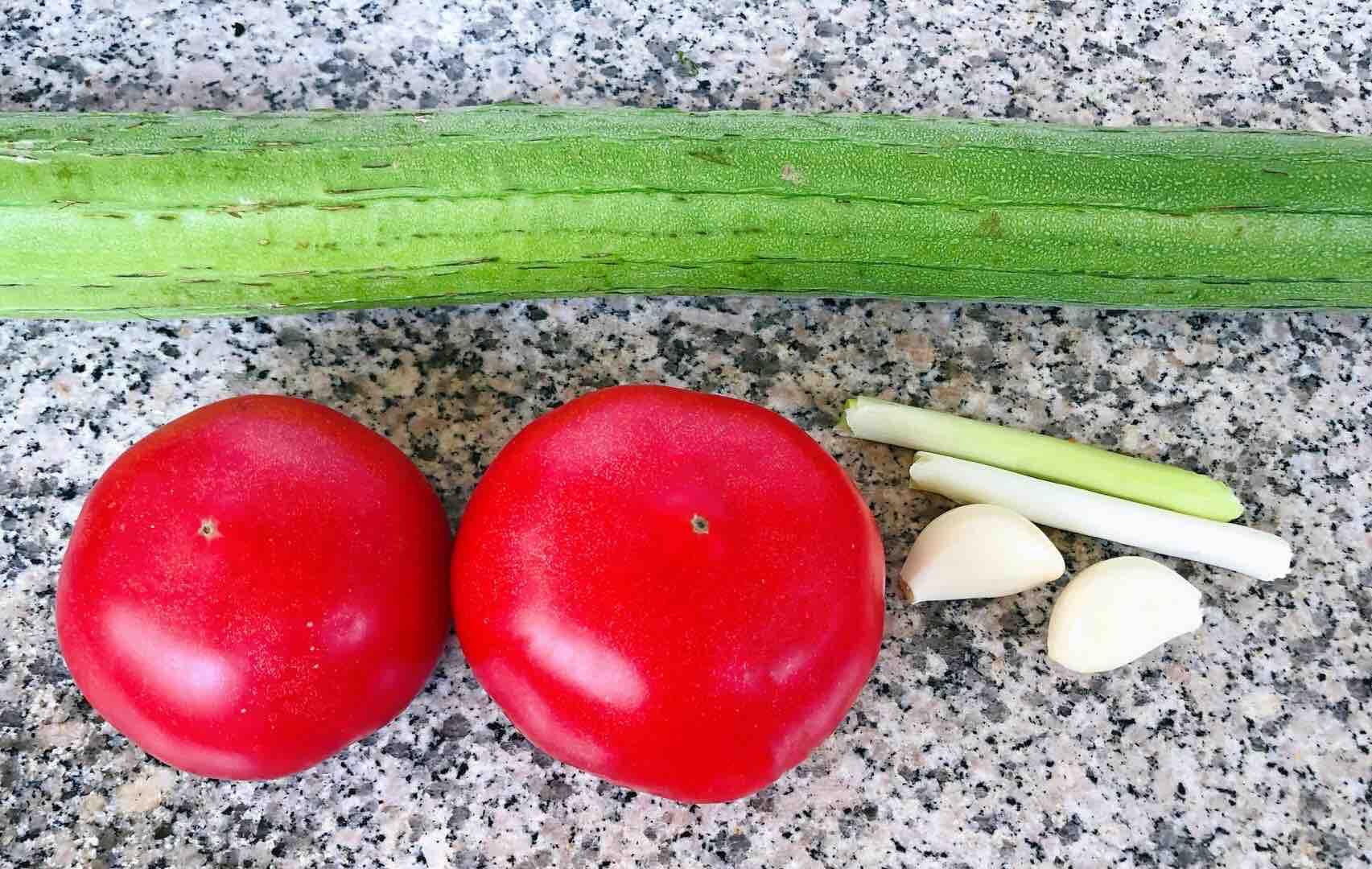 番茄炒丝瓜的做法大全
