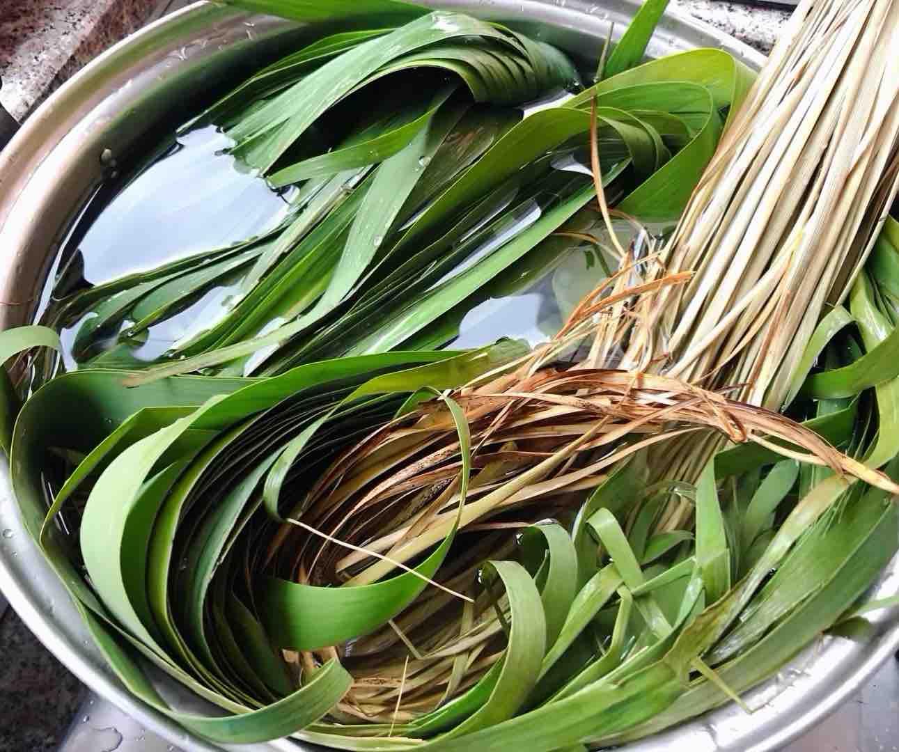大枣糯米粽的做法大全