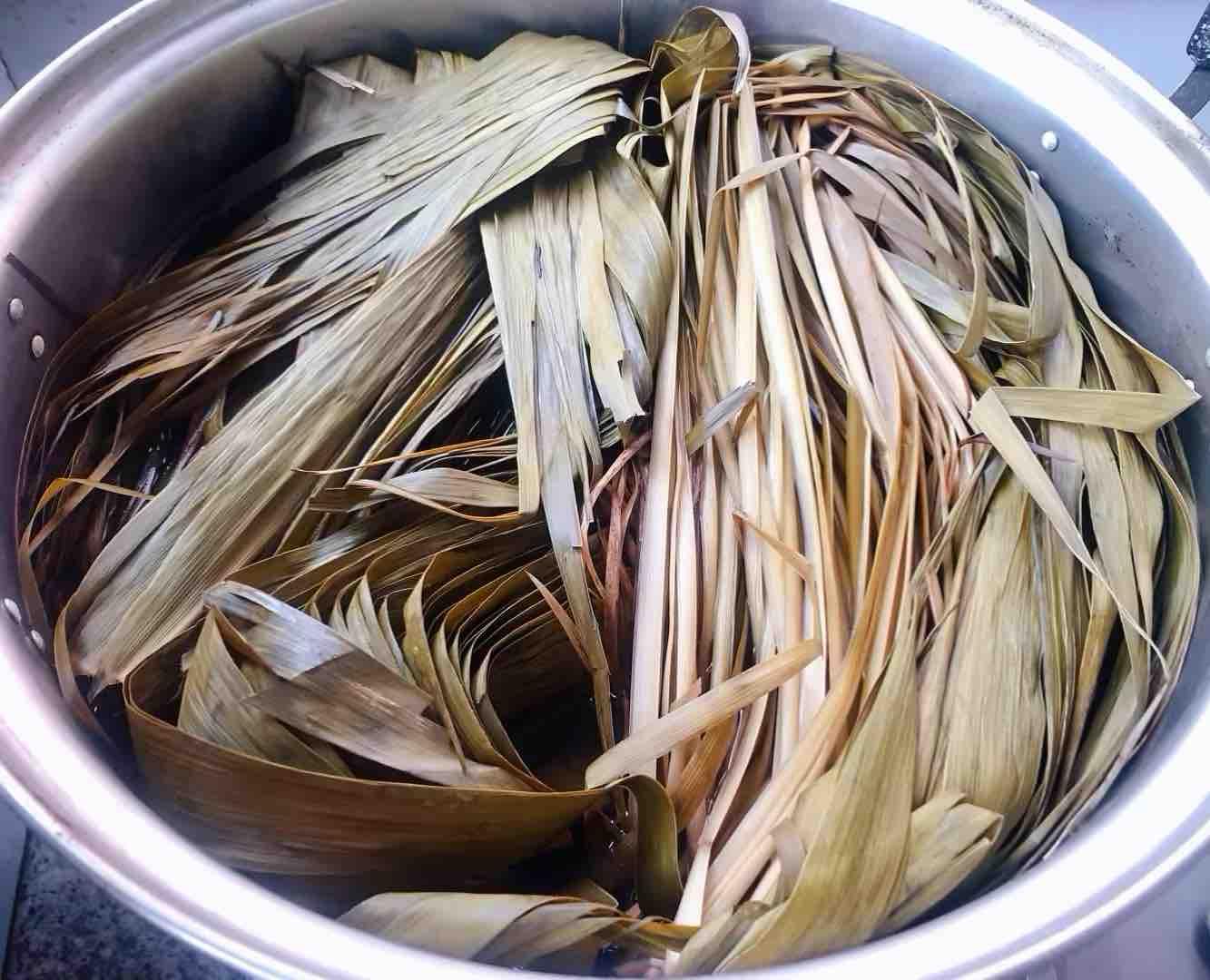 大枣糯米粽的做法图解
