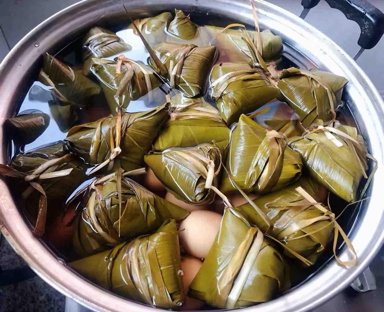 大枣糯米粽怎样做