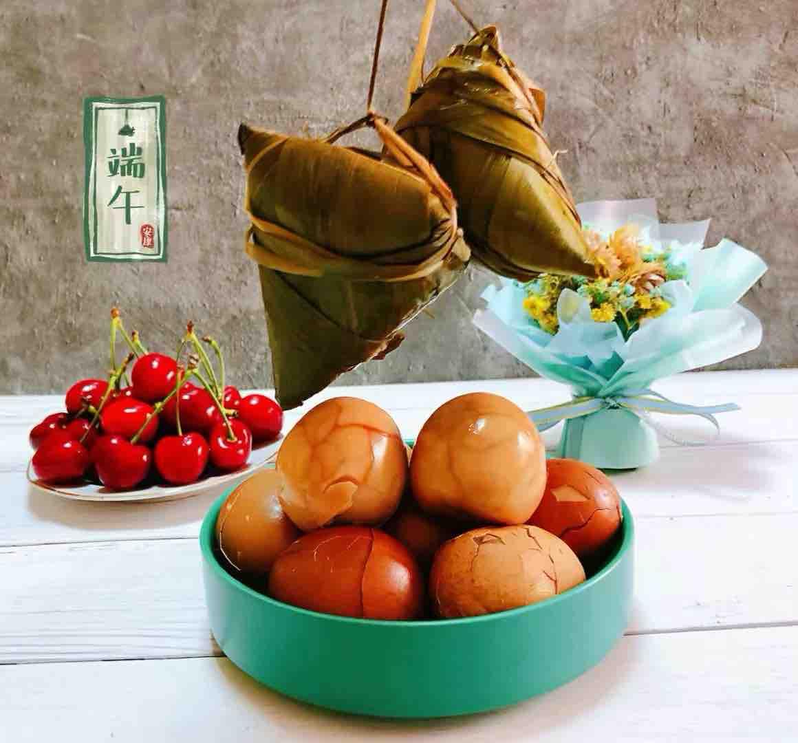 大枣糯米粽的制作