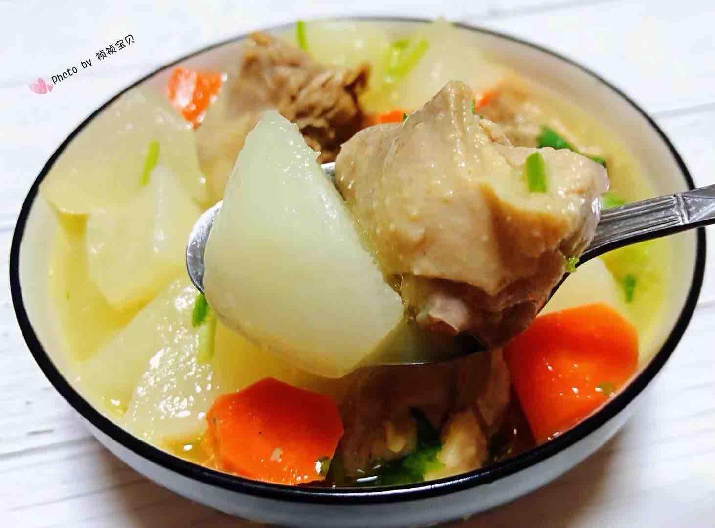 鸭腿炖白萝卜怎样煮