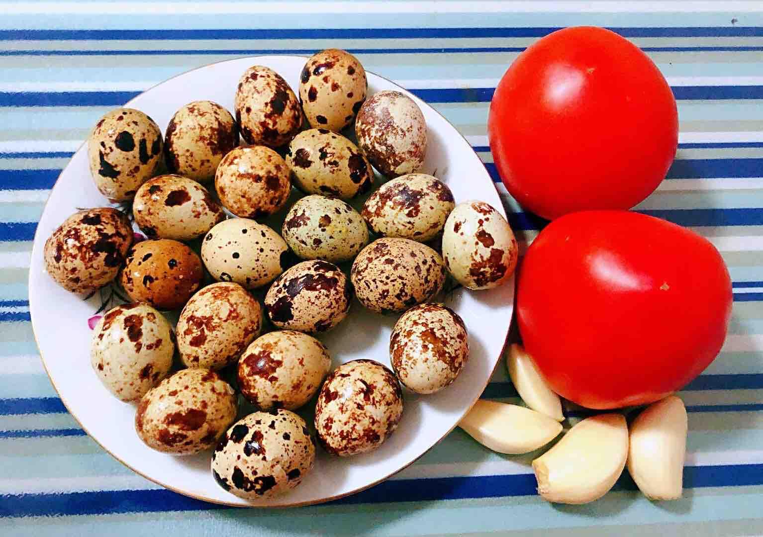 茄汁鹌鹑蛋的做法大全
