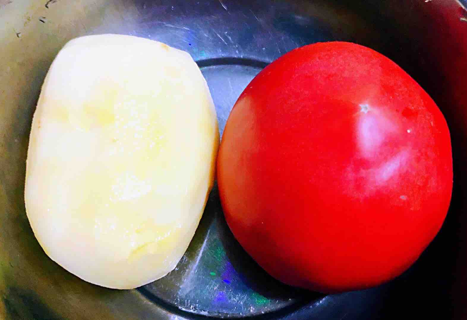 西红柿炒土豆片的做法大全