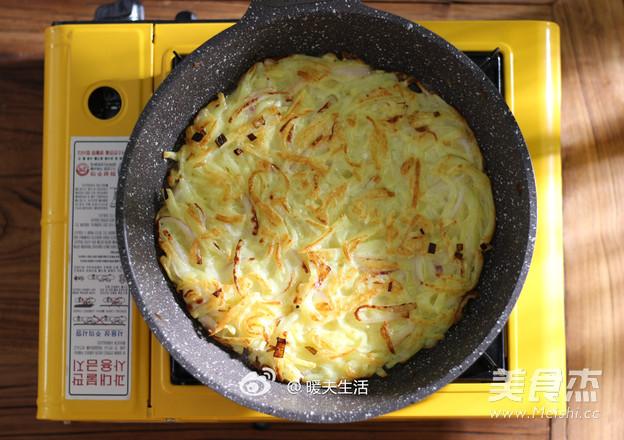 煎土豆饼 土豆丝饼怎么煮