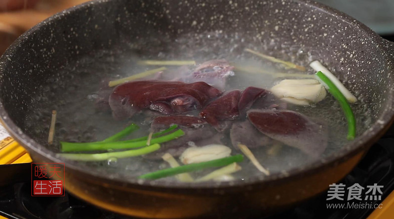 猪肝粥怎么吃
