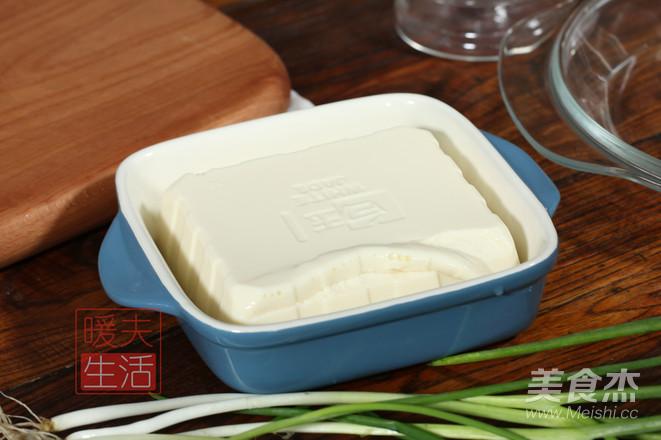虾仁豆腐托的做法大全