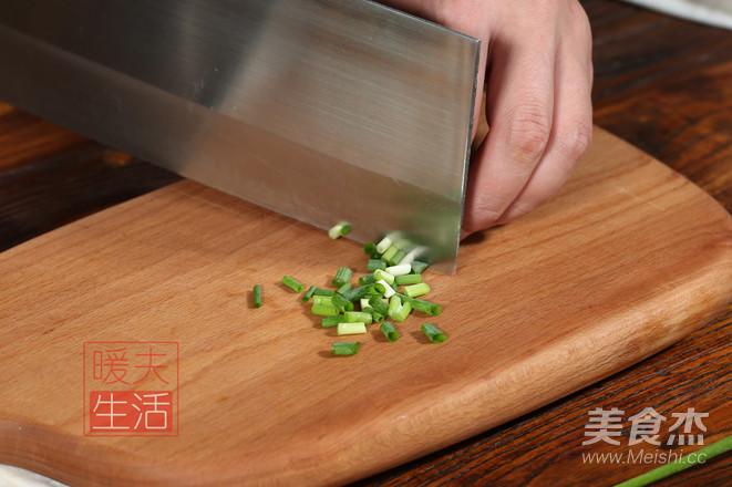 虾仁豆腐托的简单做法