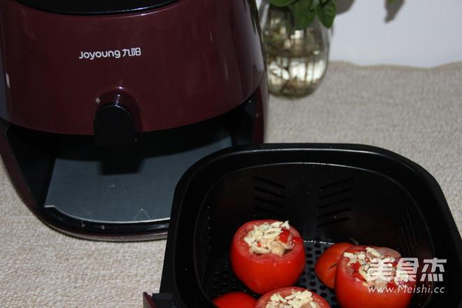 【普罗旺斯焗西红柿】怎么煮