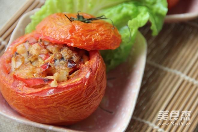 【普罗旺斯焗西红柿】怎么炖